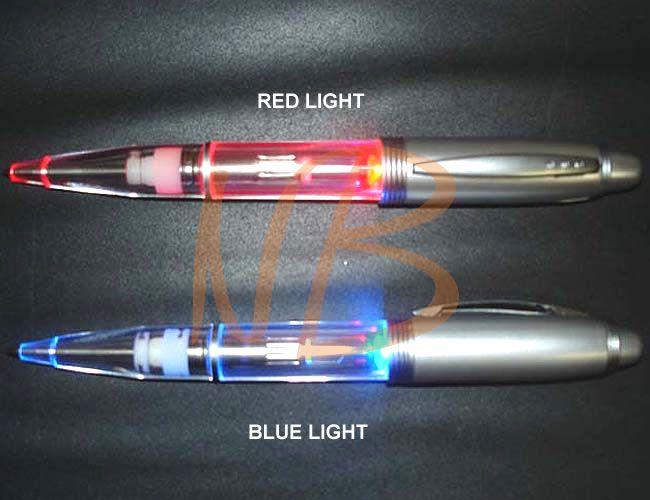 Caneta pl�stica com luz