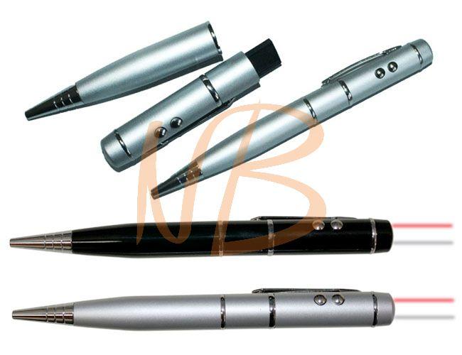Caneta Pen Drive em metal