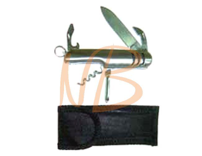Canivete em metal 5 Funções