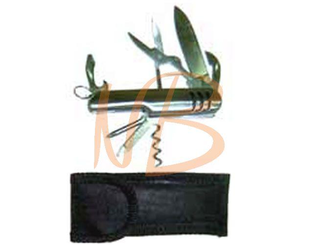 Canivete em metal 7 funcões