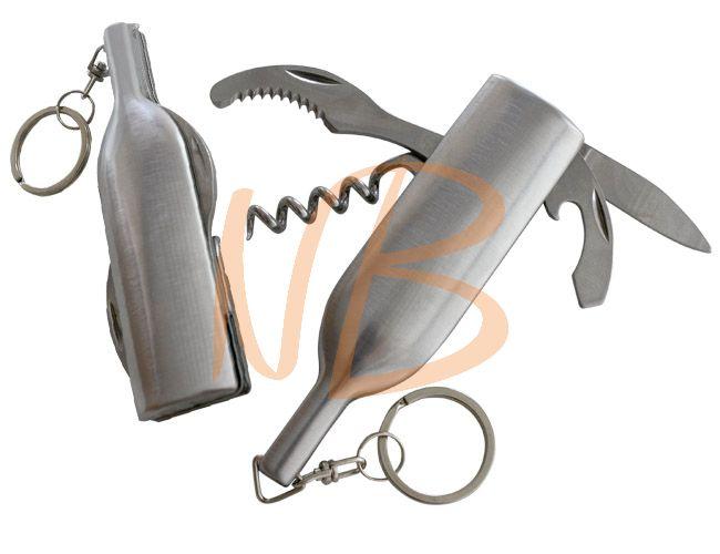 Canivete em metal 4 funções