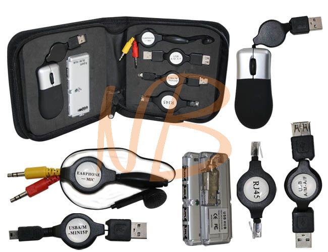 Kit tecnológico USB