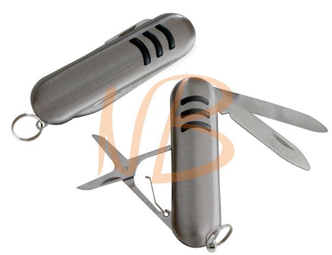 Mini canivete em metal
