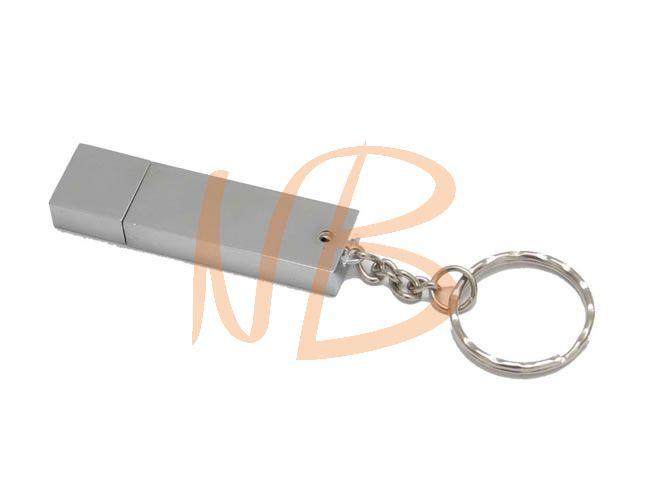 Chaveiro Pen Drive em Aço