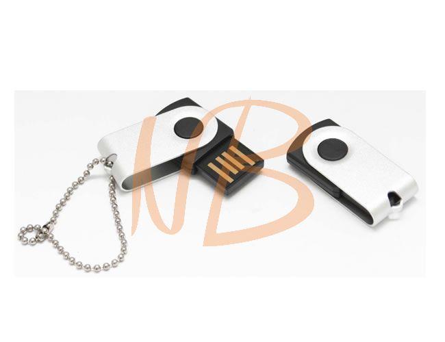 Chaveiro mini Pen Drive em alumínio