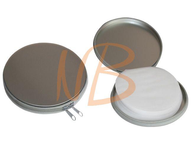 Porta CD em alumínio