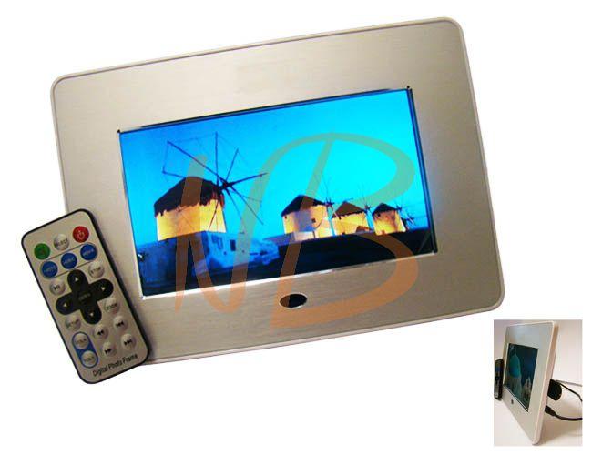 Porta Retrato Digital 7 Polegadas